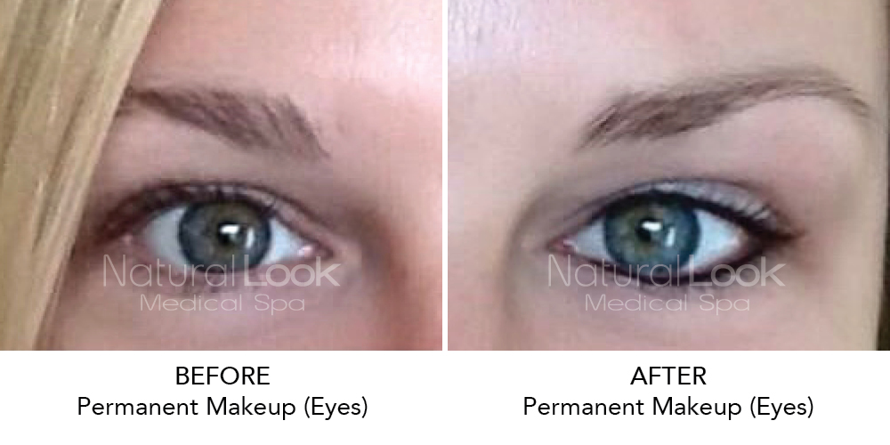 Permanent Makeup Natural Look Client before after photo51