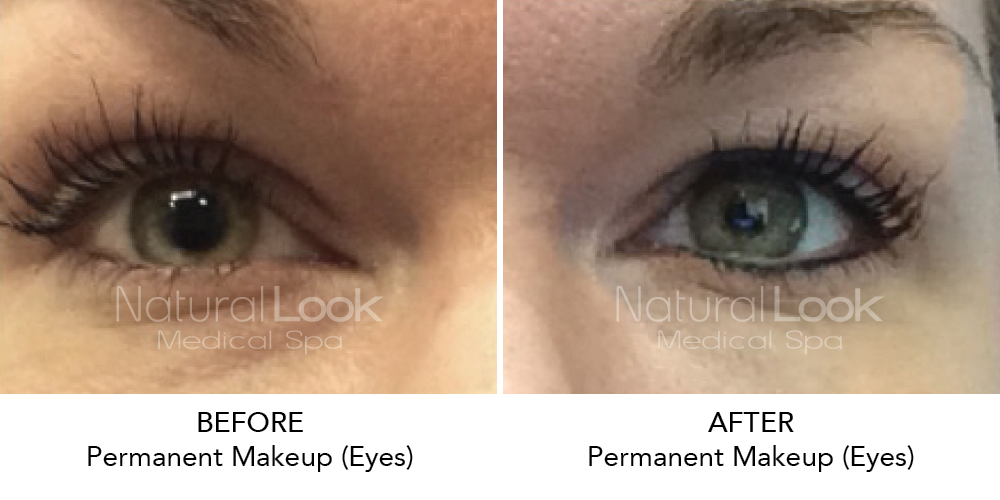 Permanent Makeup Natural Look Client before after photo52