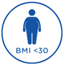 NOT LIMITED TO BMI 30